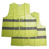 PACK 2 GILETS DE SECURITE ADULTE