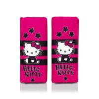 2 MINI FOURREAUX DE CEINTURE HELLO KITTY STAR